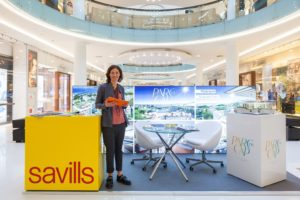 Savills +7(495) 252-00-99 - Стенд