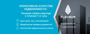 Агентство недвижимости Платинум изображение №1